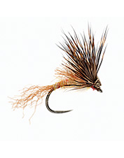 This is the best all-around dry fly pattern for imitating virtually any type of fly.