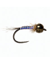 Get down in the feeding zone fast with this highly visible tungsten bead head nymph.