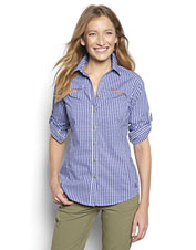 Our River Guide Shirt is quick-drying, breathable, and features a perfect-for-her silhouette.