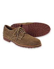 These Orvis buck shoes for men are true classics, part and parcel of an impeccable look.
