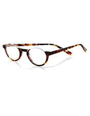 The flexible hinges in these distinctive reading glasses ensure a comfortable-all-day fit.