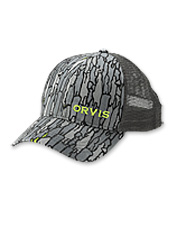 Show your passion for trout fishing with this innovative fly fishing trucker cap.