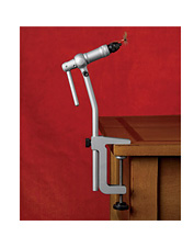 Your hobby will soon become a passion with our handy rotary fly-tying vise. Made in USA.