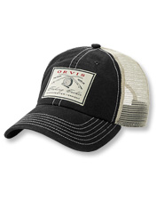 Bring an old-favorite feel to casual days with our Vintage Mesh Trucker Cap.