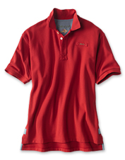 The beloved Orvis Signature Polo Shirt is a men's classic you'll want in many colors.