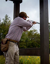 Learn the art of wingshooting with top instructors at Pursell Farms in Sylacauga, Alabama.