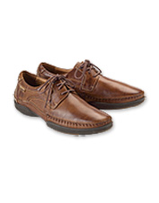 Intricate stitching elevates these Pikolinos walking shoes for men from ordinary to exceptional.
