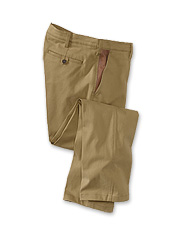Our Zambezi Pants Field Khakis promise comfort and easy movement while you're adventuring.