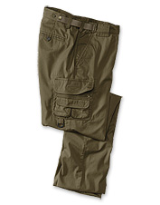 Destined to be your favorites, these superior lightweight cargo pants boast 14 pockets.
