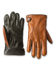 You'll find luxury inside and out of our full-grain leather Battenkill Cashmere-Lined Gloves.