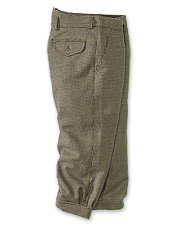 These water-repelling Scottish wool Tweed Shooting Breeks are cut for comfort and performance.