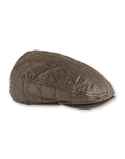 This traditional hunting cap provides warmth and style in the field or out on the town.