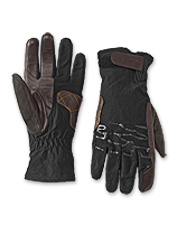 Keep your hands dry in the soggiest conditions wearing Orvis Waterproof Hunting Gloves.