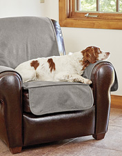 Our popular Grip-Tight dog furniture protector now comes made to fit your favorite chair.
