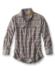Our Fairbanks Elk Creek Jaspé Shirt is a rugged, comfortable option for the field and beyond.