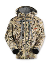 This is the ultimate waterfowl jacket for serious sportsman.