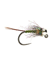 This Josh Miller emerger fly pattern boasts realistic qualities that imitate several species.