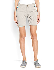 Eco-friendly innovation and a flattering silhouette combine in our quick-drying wading shorts.