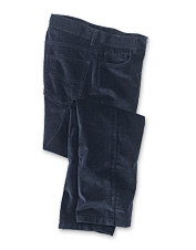 5-Pocket Stretch Corduroy Pants