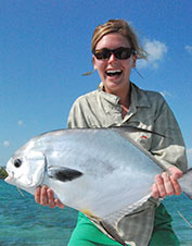 Join Orvis for a hosted women's only fly-fishing trip in Belize.