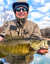 Tennessee on the Fly is a family fishing guide service ideal for the expert and novice alike.