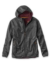 Windproof Sweater Fleece Hoodie