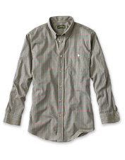 Classic plaids meet soft, brushed cotton in our Country Twill Long-Sleeved Shirts.