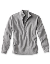 Our customer-favorite Signature Softest Quarter-Zip Pullover boasts an incredibly soft hand.