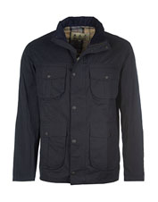 The Sanderling offers the classic Barbour style you love, in a casual jacket profile.