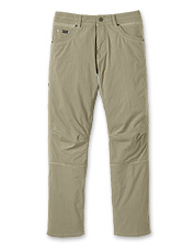 These Radikl Adventure Pants by KÜHL® are comfortable, rugged, and ready for the trail.