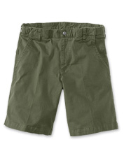 Our stretch twill Kalahari EZ-Waist Shorts will see you through adventures in supreme comfort.