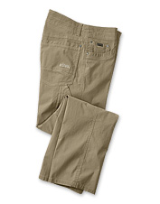 These stretch khaki pants by KÜHL promise comfort and performance on all your adventures.