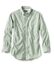 Grab 'n go convenience meets all-day comfort in our 'Ultimate' wrinkle-free stretch shirt.