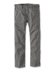 1856 Stretch Denim Jeans Gray