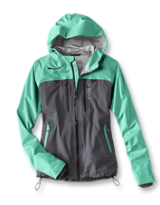 Our Women's Ultralight Wading Jacket is a waterproof, breathable barrier against the elements.
