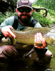 Orvis-Endorsed Fly-Fishing Guide Service in Ellijay, Georgia