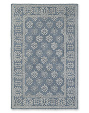 These elegant, traditional hand tufted wool rugs deliver a lifetime of use.