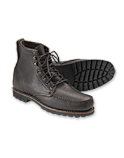 Handsome and versatile, these rugged Gokey® 6-inch leather workboots are handmade in the USA.