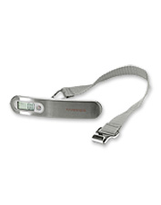 Go from check-in to terminal with ease when you use this clever compact Digital Luggage Scale.
