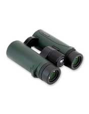 Ideal for travel, these waterproof binoculars promise crystalline focus in a compact size.