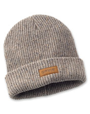 Stay outdoors longer wearing our Field Collection Hat, knit in a soft lambswool blend.