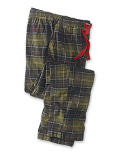 He'll love the exquisite softness and traditional style of these pajama bottoms by Barbour®.