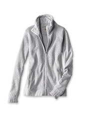 Our indispensable Signature Softest Full-Zip Sweatshirt pairs warm comfort with smart style.