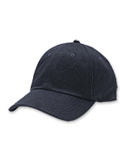 This soft Cashmere Ball Cap adds a bit of extra warmth and refinement to a casual favorite.
