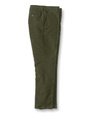 Warmer, more comfortable days in the field start with moleskin Broadland Trousers by Laksen.