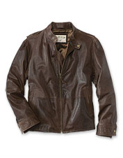 Sebring Leather Jacket