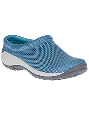 Treat your feet to pure comfort when you wear these Encore Breeze slip-on shoes by Merrell.