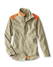 Face punishing days in the field with the PRO LT Hunting Shirt's smart performance properties.