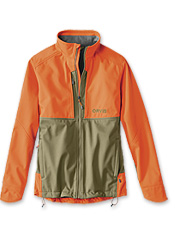 Navigate brush and briars in the breathable comfort of this Upland Hunting Softshell Jacket.