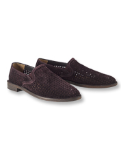 Look no further than these Ali Perforated Loafers by Trask for the most comfortable slip-on.